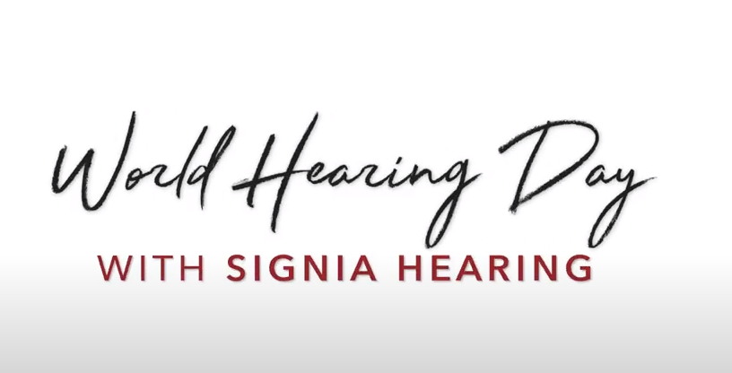 World Hearing Day with Signia Hearing | Signia Hearing Aids