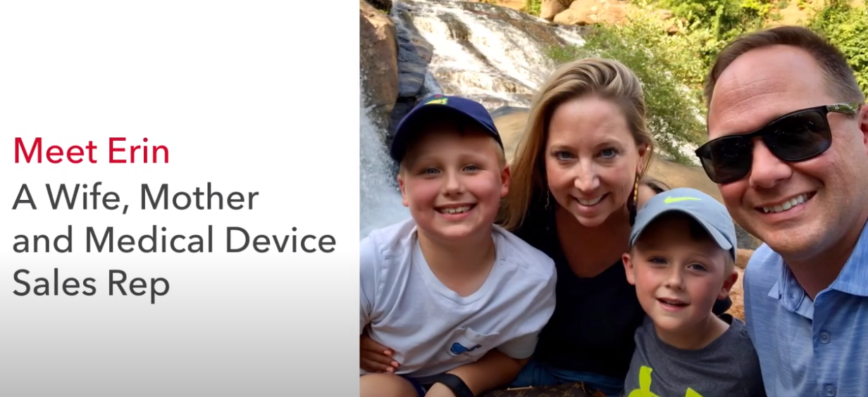 Busy working mom experiences it all with Pure Charge&Go | Signia Hearing Aids