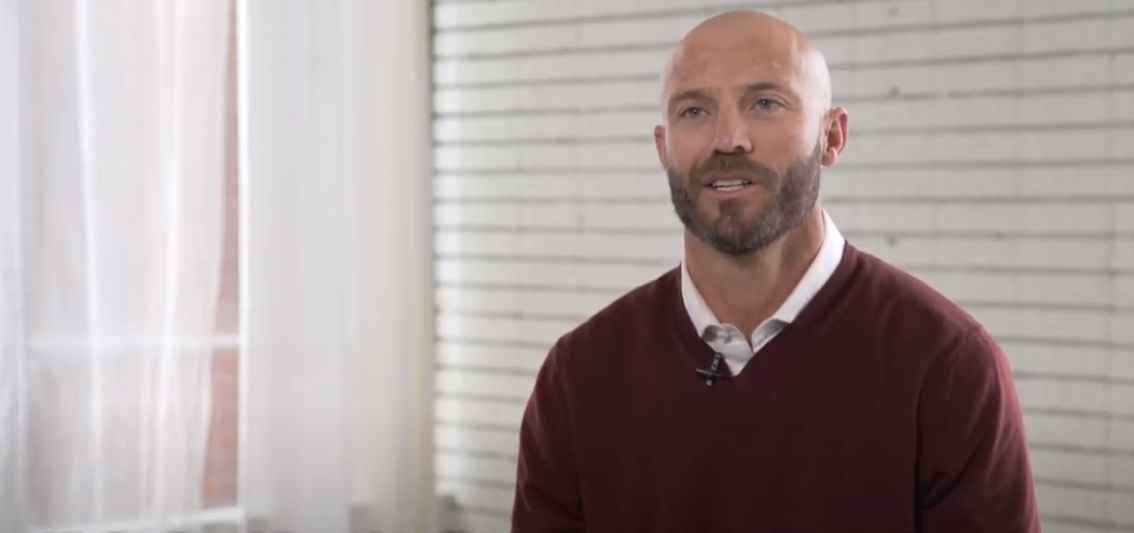 Pure Charge&Go X Testimonial: Reed Doughty | Signia Hearing Aids